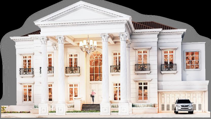 Ciri Interior Klasik yang Hadirkan Kesan Mewah dan Megah