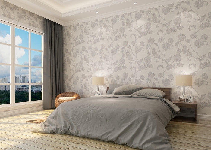 Pemasangan Wallpaper Dinding pada Hotel
