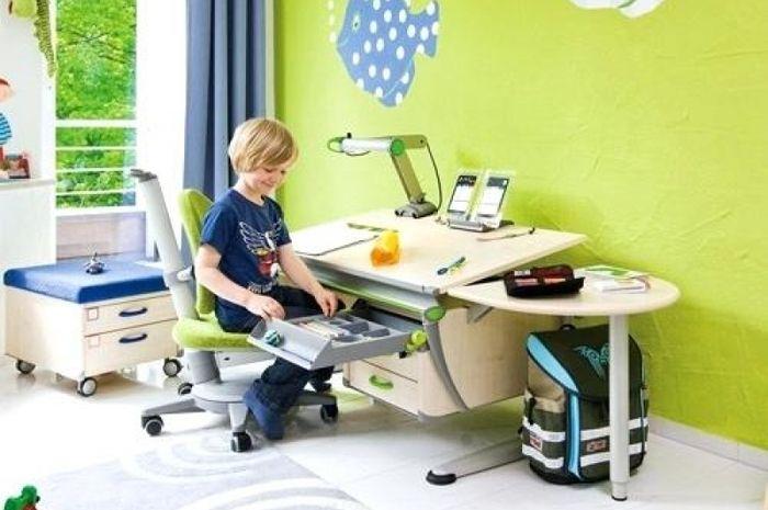 Penempatan Meja untuk Belajar